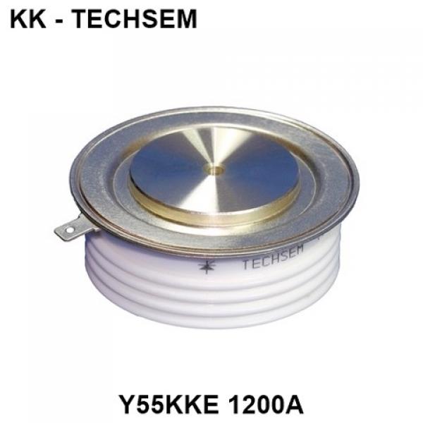 KK1200A-1600V Y55KKE Thyristor SCR Techsem - 1200A 1600V